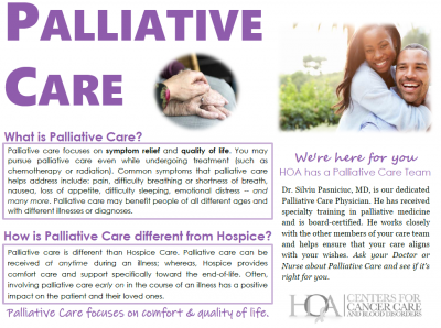 HOA Palliative Care