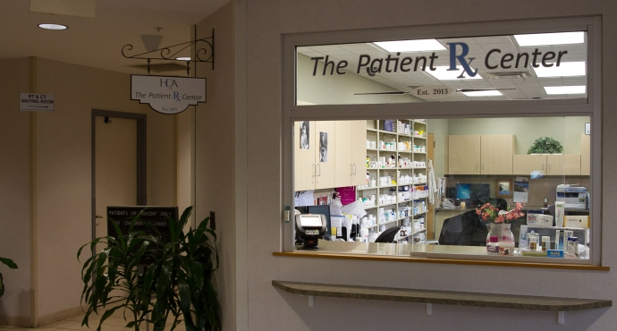 Patient Rx Center HOACNY